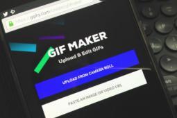 Giphy推出用于移动浏览器的GIF Maker工具
