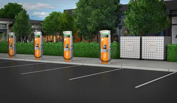 戴姆勒投资8200万美元将ChargePoint的电动汽车充电网络扩展到欧洲