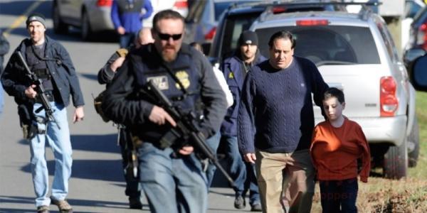 多次受伤 美国枪击中至少有一人死亡