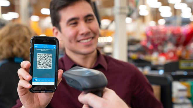 Grocer Kroger推出基于QR码的支付服务 怠慢Apple Pay