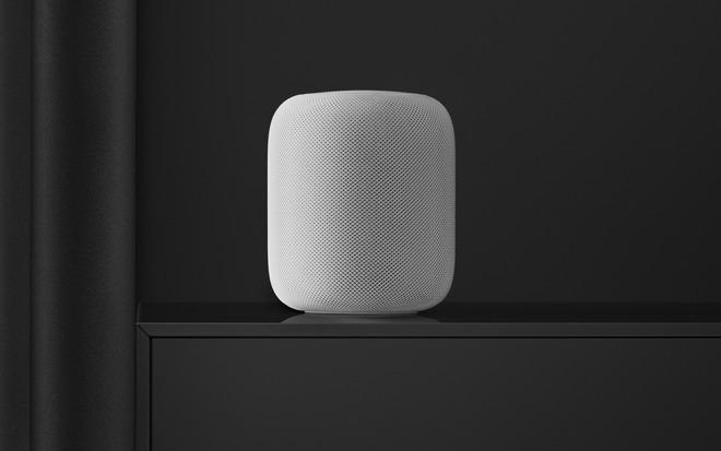 Apple在HomePod上改变了英国和澳大利亚Siri的声音