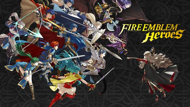 Fire Emblem Heroes传递了5亿美元 击败了任天堂的其他智能手机游戏
