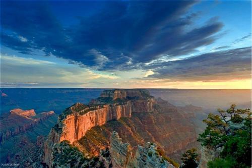 美大峡谷国家公园 博物馆岩石样本辐射称没有危险