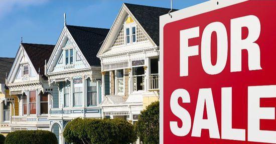 随着经济陷入困境 美国房屋市场前景陷入停滞