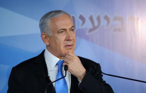 以色列内塔尼亚胡将在民意调查后面临起诉
