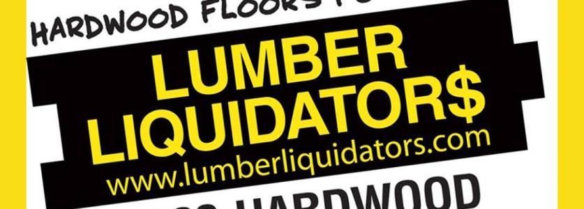 Lumber Liquidators向监管机构支付了3300万美元的地板丑闻