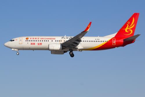 世界各地的航空公司在5个月内发生第二起致命撞车事故后 将波音737 Max喷气式飞机降落