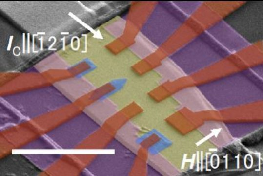 由于大跃进 研究人员致力于旋电子应用