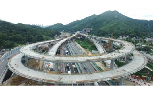 香港特首视察莲塘香园围口岸工程料2019年内完成