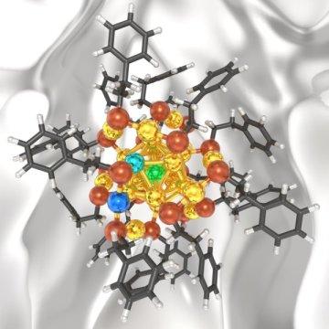 化学工程师开发新理论来构建改进的纳米材料