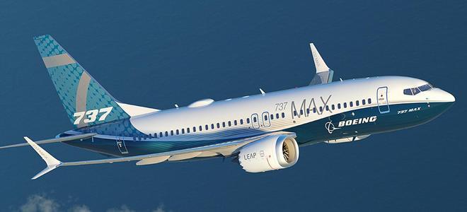 在发生致命撞车事故后,波音公司暂停了737架次的MAX交付