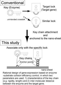 自主基因表达控制nanodevice将有助于医疗保健