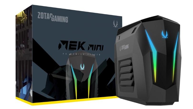 Zotac推出Super Compact MEK迷你游戏PC
