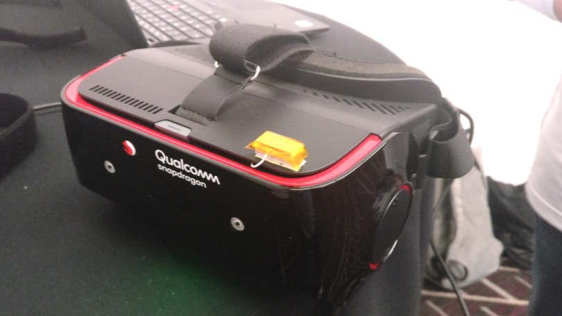 Qualcomm的Concept VR耳机可以从PC传输内容
