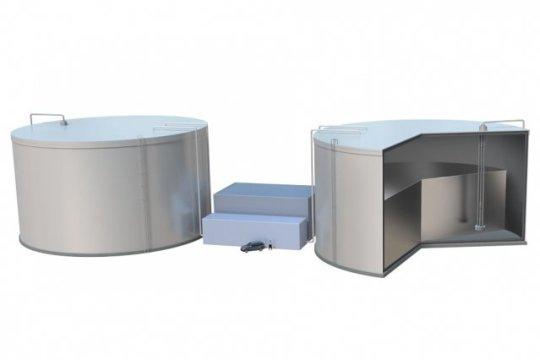 太阳在一个盒子里将为电网储存可再生能源