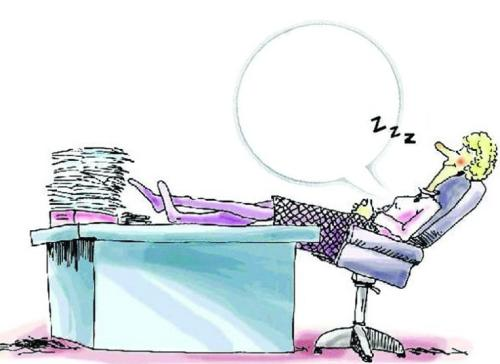 职业倦怠是职场中普遍存在的现象