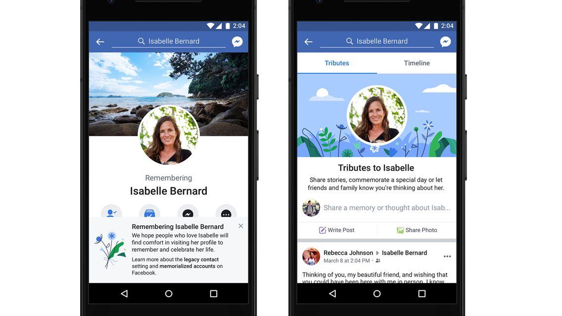 Facebook AI预防关于死去的朋友的痛苦提醒