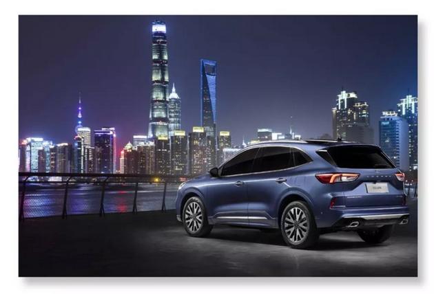 福特将在3年内在中国推出30款新车型