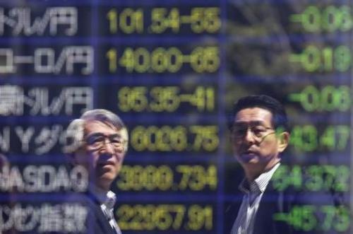 亚洲股市因对美中贸易谈判持乐观态度而受到鼓舞