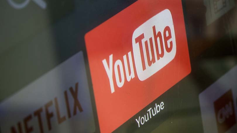 YouTube Axes关于听取白人民族主义的评论