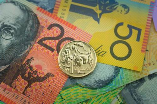 澳元兑美元和新西兰元/美元基本周线预测受中国数据支撑的澳元下跌降息机会降低