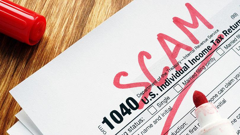 诈骗者使用以税务为主题的电子邮件来感染恶意软件的PC