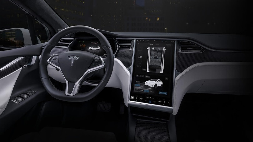 特斯拉Model S / X升级到更高效的电动机