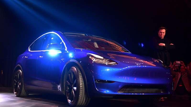汽车制造商错过了Q1的观点后特斯拉股价下挫