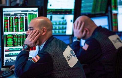 欧洲股市受到贸易战担忧的影响乐观的收益提升德国