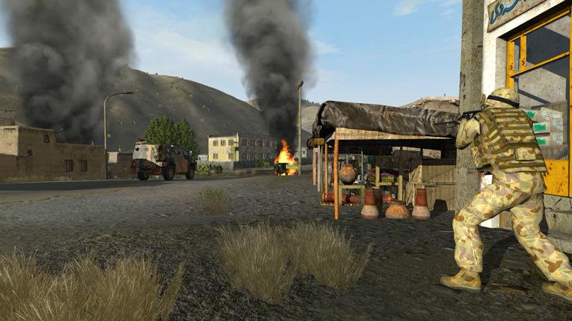 模拟游戏如何为军队做好准备而不仅仅是战斗