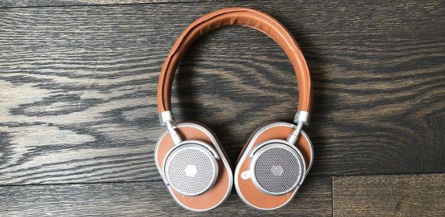 Master&Dynamic MW65耳罩式ANC耳机价格昂贵但可爱