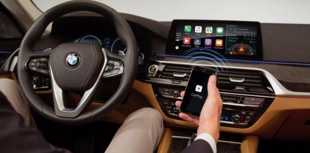 在延长的ConnectedDrive停机期间 BMW CarPlay订购功能中断