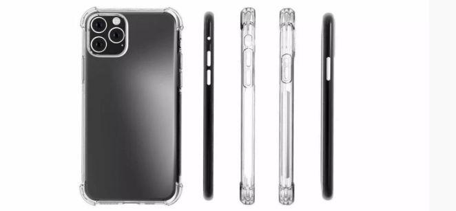 iPhone 11手机壳呈现彰显全新大型方形相机凹凸设计