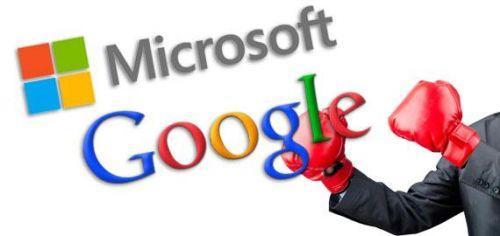微软与谷歌这场浏览器大战与隐私无关