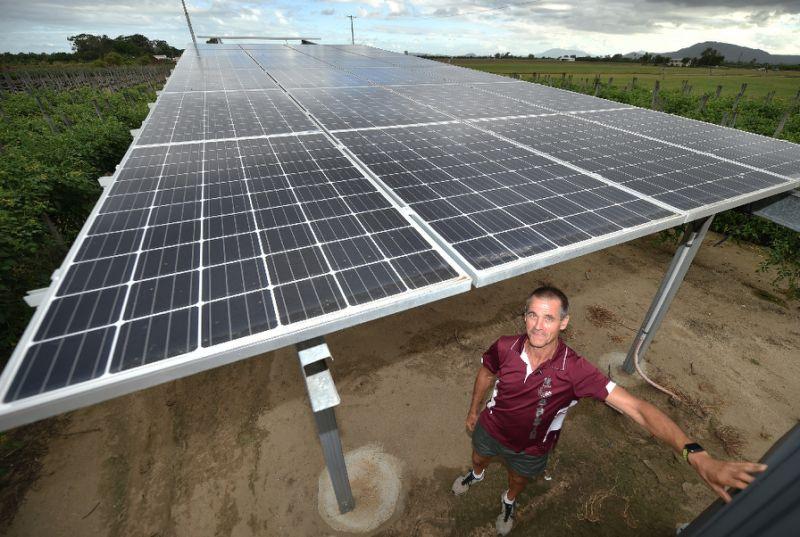 随着气候升温澳大利亚大选内陆农民带头负责