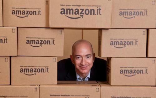 亚马逊购买了Deliveroo的股份