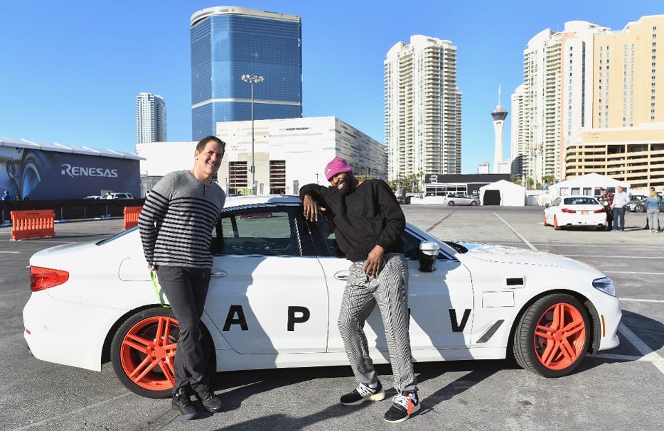 在拉斯维加斯计划中的50000辆Robo-Taxi游乐设施