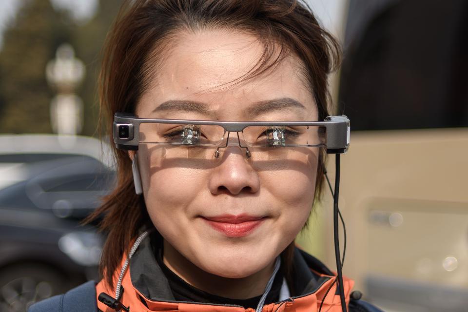 台湾的科技公司正在为一个适合自己的观众复活智能眼镜