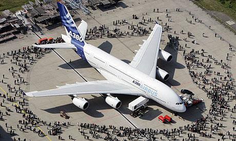 这架世界上最大的飞机以4亿美元的价格出售