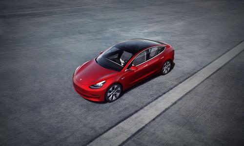 观看特斯拉Model 3如何从Euro NCAP获得5星级安全评级