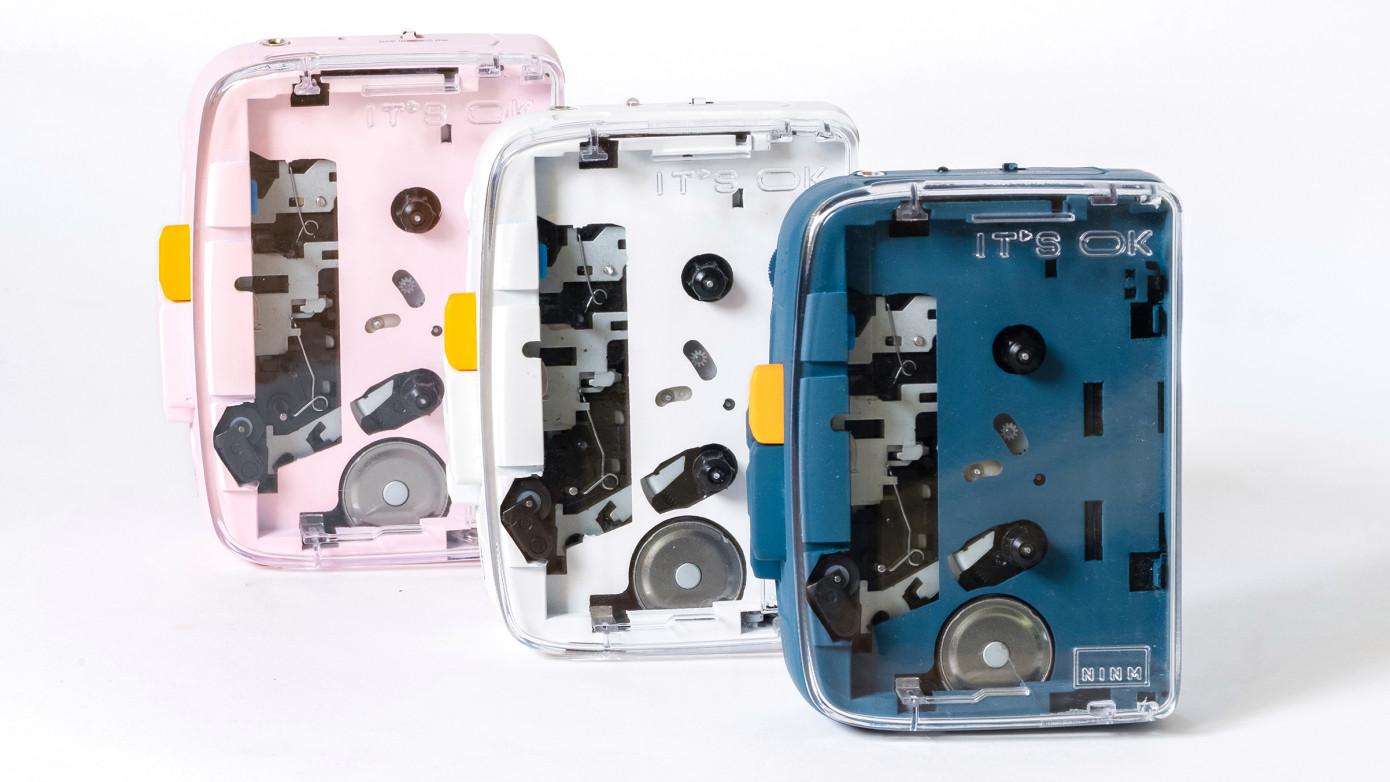 本月是索尼首款Walkman诞生40周年