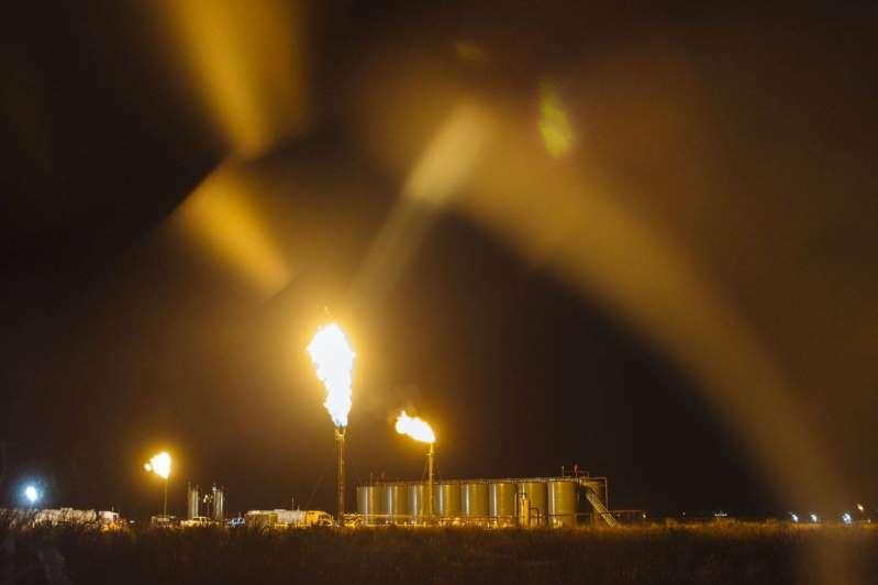 美国正在涌入天然气不是每个人都能得到它