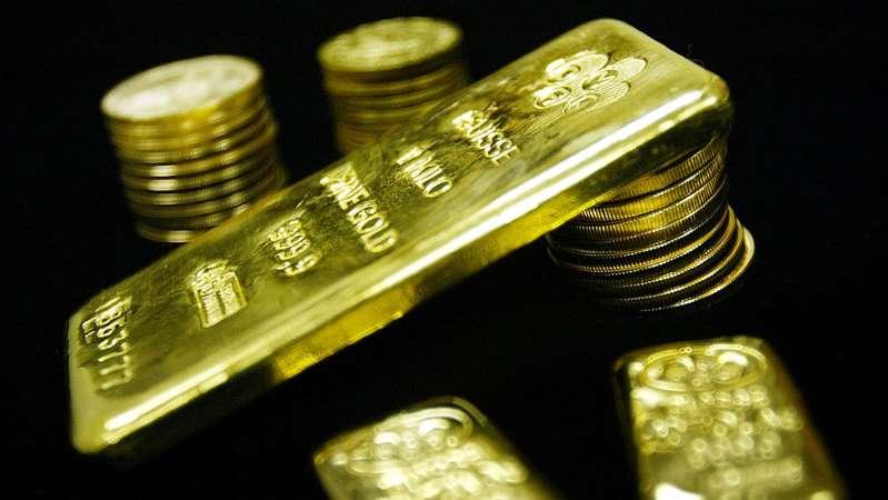 由于强劲的美国就业报告提振美元黄金价格下跌2%