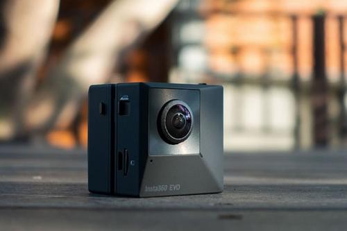 Insta360 EVO是500美元以下最好的VR相机之一