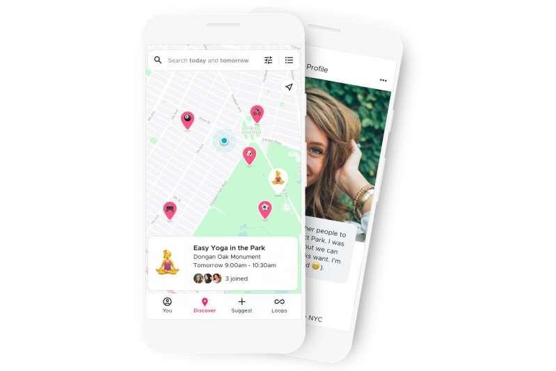 谷歌正在测试一个在线社交网络以进行线下聚会