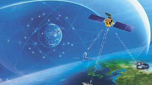 卫星导航系统一脚跨入GNSS时代