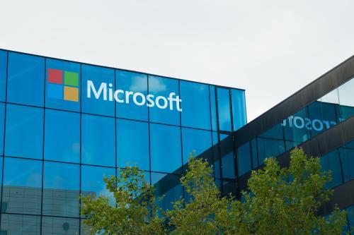 微软正在洽谈投资SoftBank的第二个远景基金