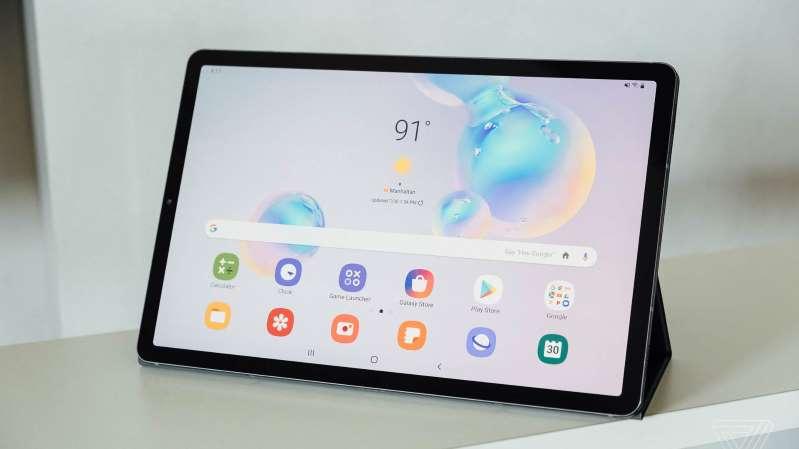 三星的Galaxy Tab S6是其针对iPad Pro的最新排名
