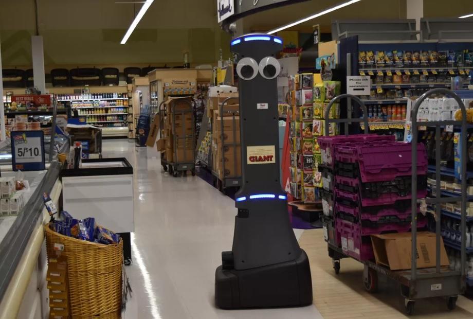 商业机器人 人类需要知道的一切不是人