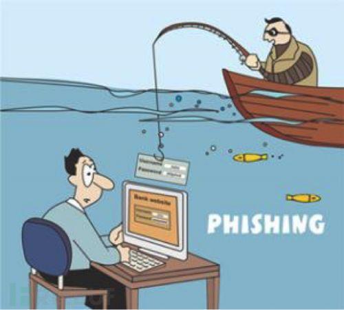 网络钓鱼电子邮件 这就是为什么我们这些年后仍然被抓住了